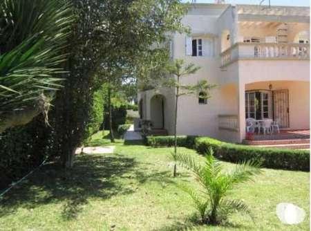 A vendre au maroc une villa de luxe spacieuse a pr acheter for Acheter une maison a el jadida