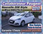 208 1,6L BluHDi 75ch Collaborateur Peugeot