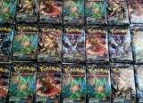 Booster de 10 Cartes Pokemon Neuf et Fr SL5 Rare