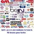 IPTV 7000 Chaines (test 2 jours gratuit)