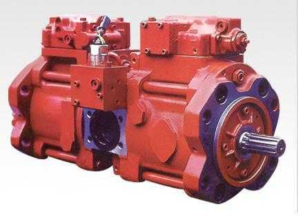 Pompe hydraulique pour toute pelle (petite prix)