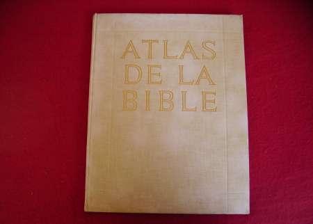 LIVRE « Atlas de la Bible »