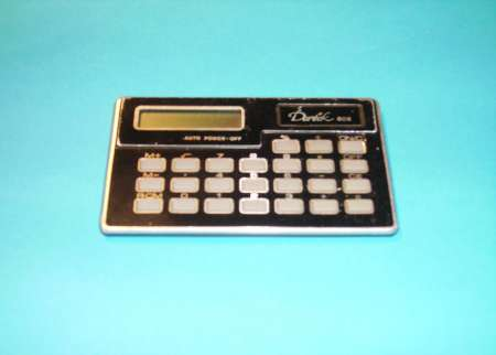 CALCULATRICE « Darlick »