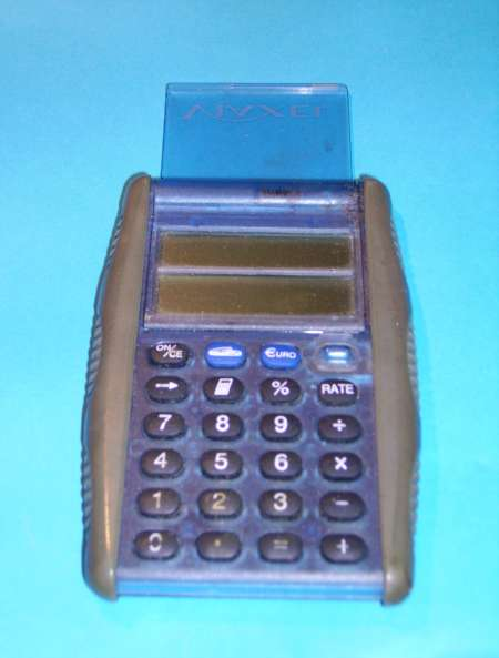 CALCULATRICE « Viaxel »
