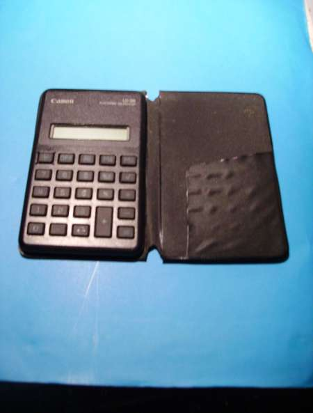 CALCULATRICE « Canon »