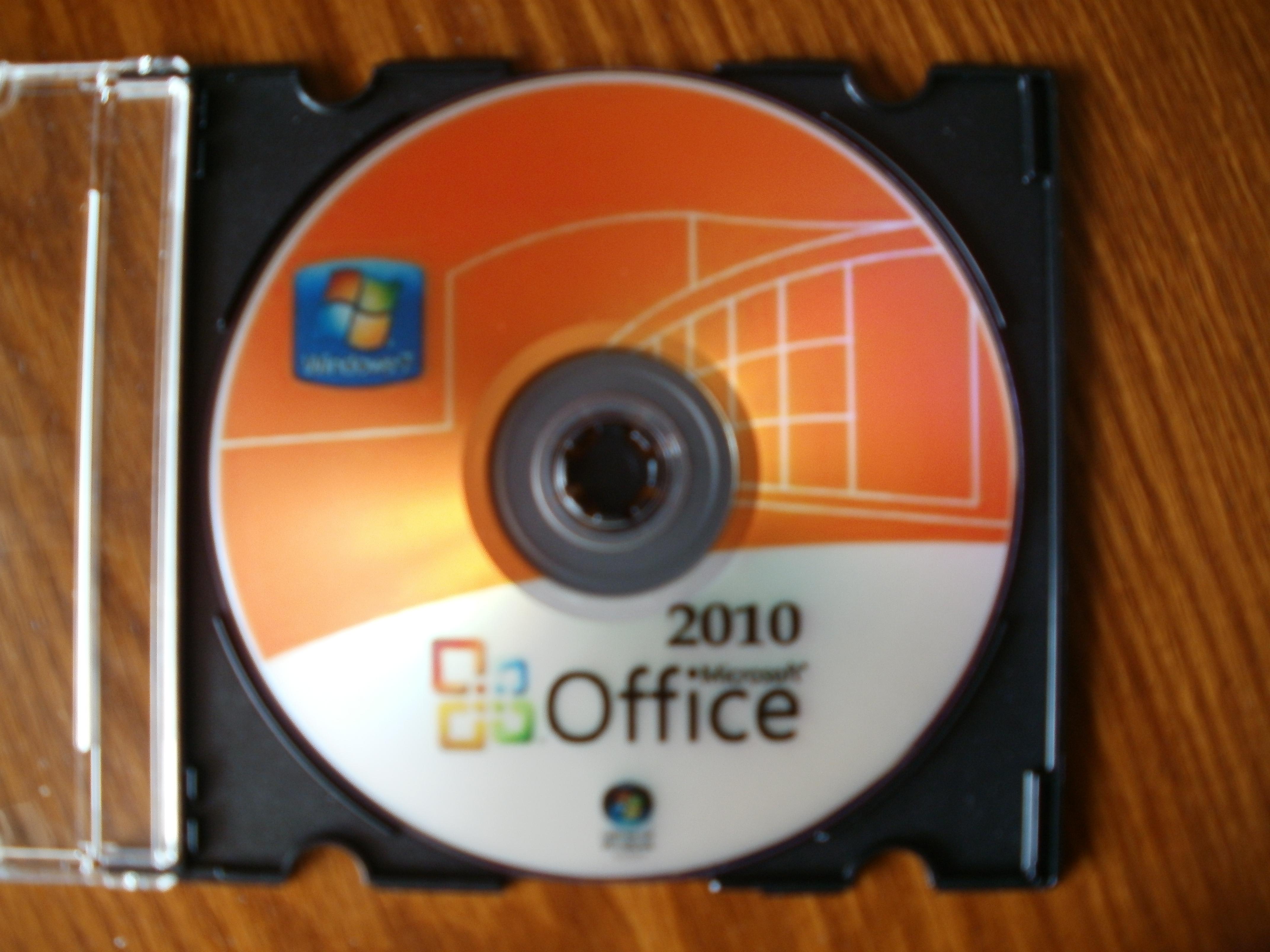 Microsoft Office Professional Plus 2010 (3PC)