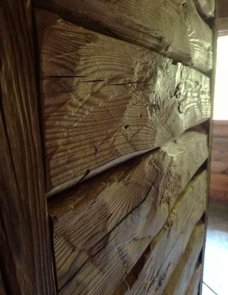 coste en vieux bois