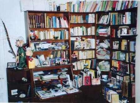 Vds gde BIBLIOTHÈQUE modulable, bon état, Paris 13