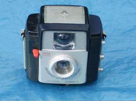 APPAREIL PHOTO ARGENTIQUE « Kodak » Starlet