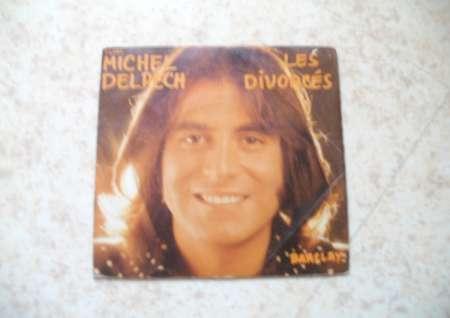 45 T. DIVERS Michel Delpech bis