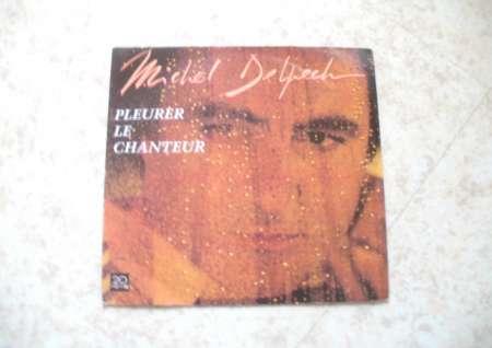 45 T. DIVERS Michel Delpech