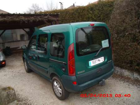 renault kangoo 4x4 acheter et vendre gratuitement. Black Bedroom Furniture Sets. Home Design Ideas