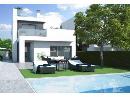 Villa salines piscine privee benijofar espagne acheter for Cash piscine espagne