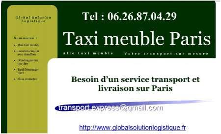 taxi camion 0626870429 acheter et vendre gratuitement. Black Bedroom Furniture Sets. Home Design Ideas